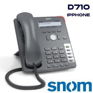 SNOM-D710-IP-PHONE-DUBAI-UAE