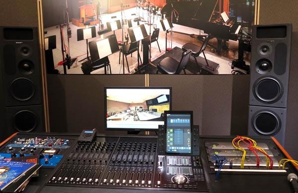 Hi-Res Capitol Studios
