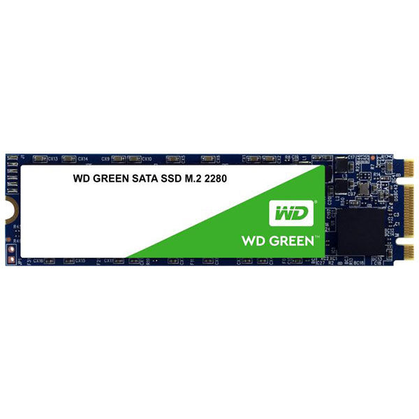 WD Green PC SSD M.2 2280 240GB WDS240G2G0B, SATA3