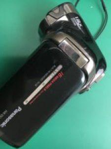 PanasonicHX-DC15フォーマット動画データ復元