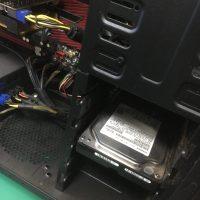 ブルースクリーンで起動しない自作PCのデータ復旧