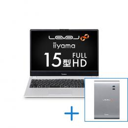 LEVEL-15FH059-i7-TWZX [Windows 10 Home]