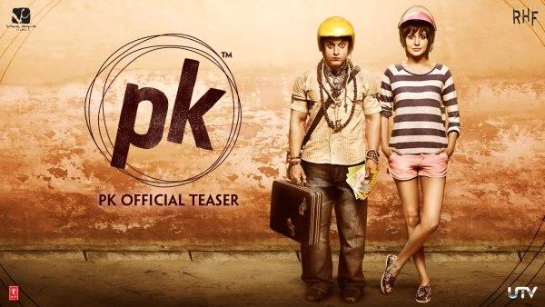 Aamir Khan's PK movie trailer tops 12 most viewed movie trailers on YouTube