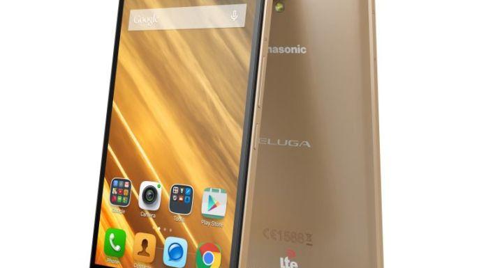 Panasonic launches Eluga Icon