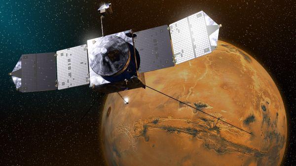 mars-orbit