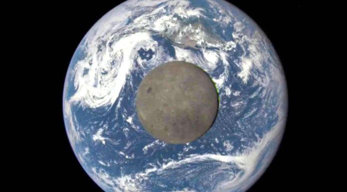 NASA EPIC satellite