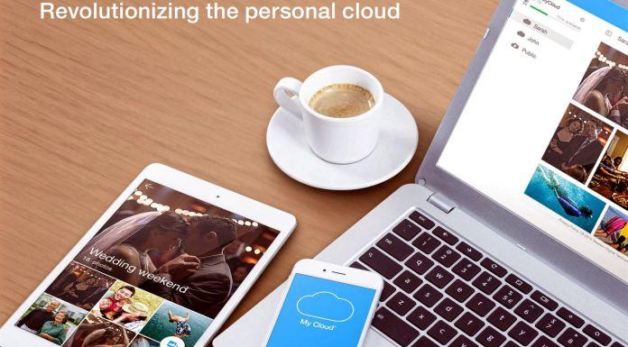 WD My Cloud OS 3