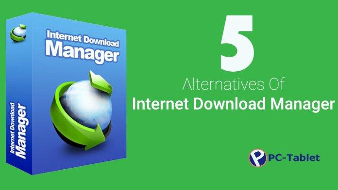 Free Alternatives of Internet Download Manager