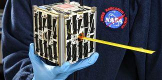 NASA Miniature Satellite CubeSat