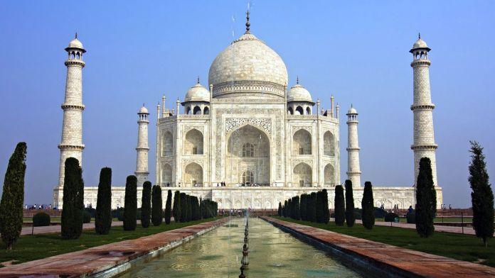 Taj Mahal Illumination