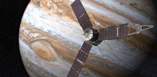 NASA Jupiter probe Juno