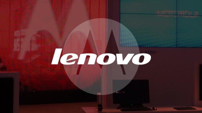 Lenovo and Motorola