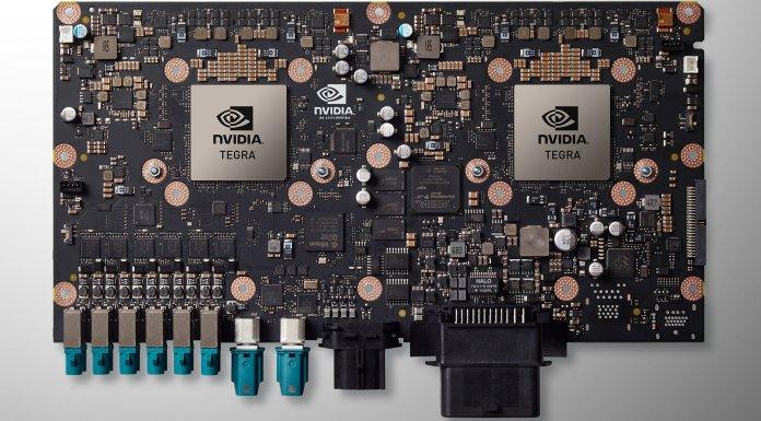 Nvidia Drive PX2 CES Pc-Tablet Media