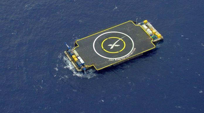 SpaceX to attempt ocean landing of Flacon 9 rocket