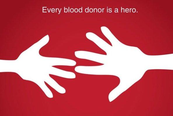 blood donation app
