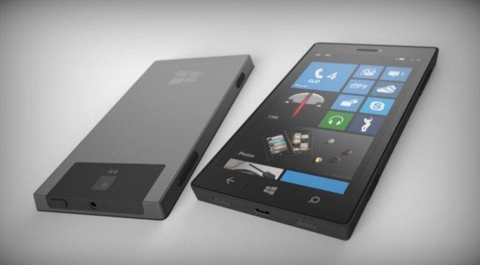 Surface Phone image leak
