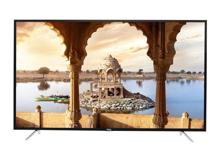 TCL 4K UHD Smart LED TV