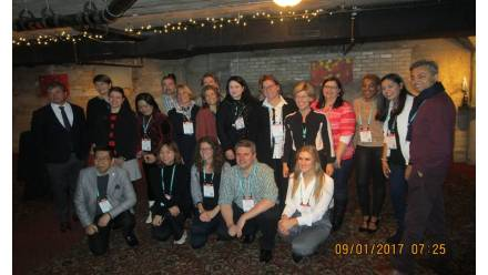 PCAAE attends PCMA Convening Leaders conference
