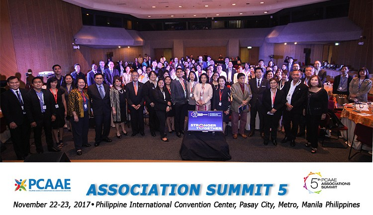 PCAAE Association Summit 5 lives up to expectations