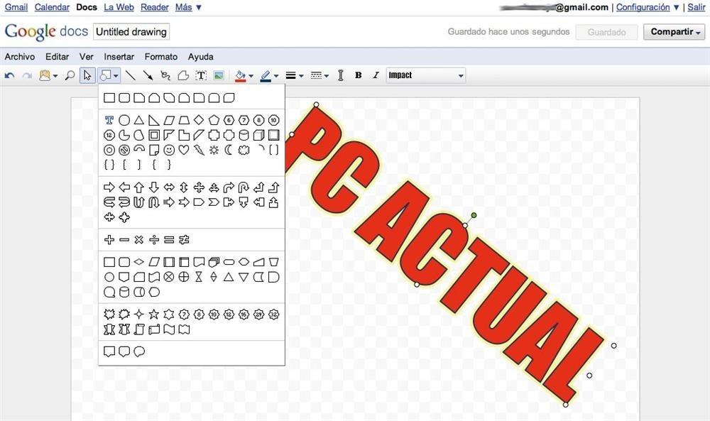 Google Docs Truco 5