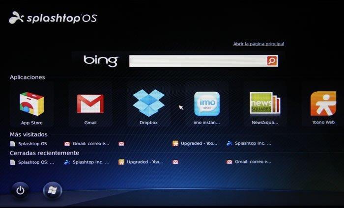 Splashtop OS