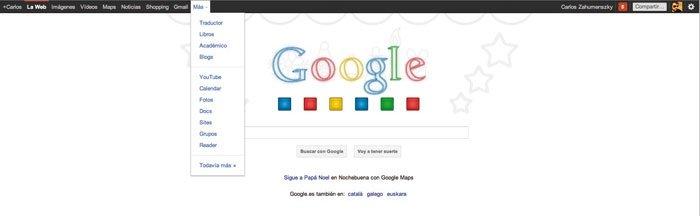 Algoritmo Google Guía 5