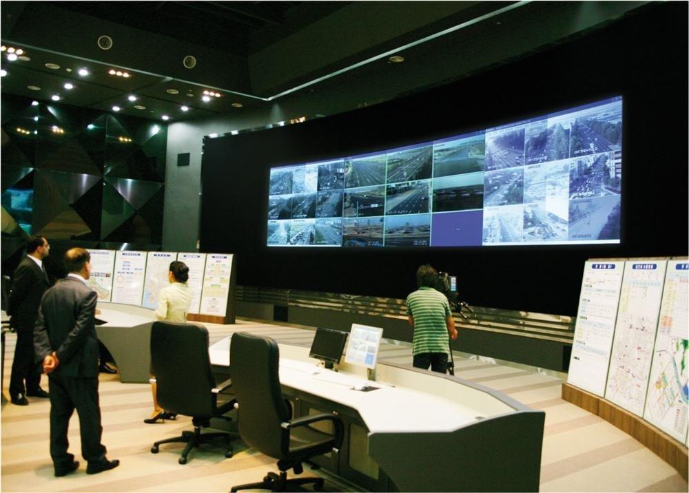 Centro de pantallas