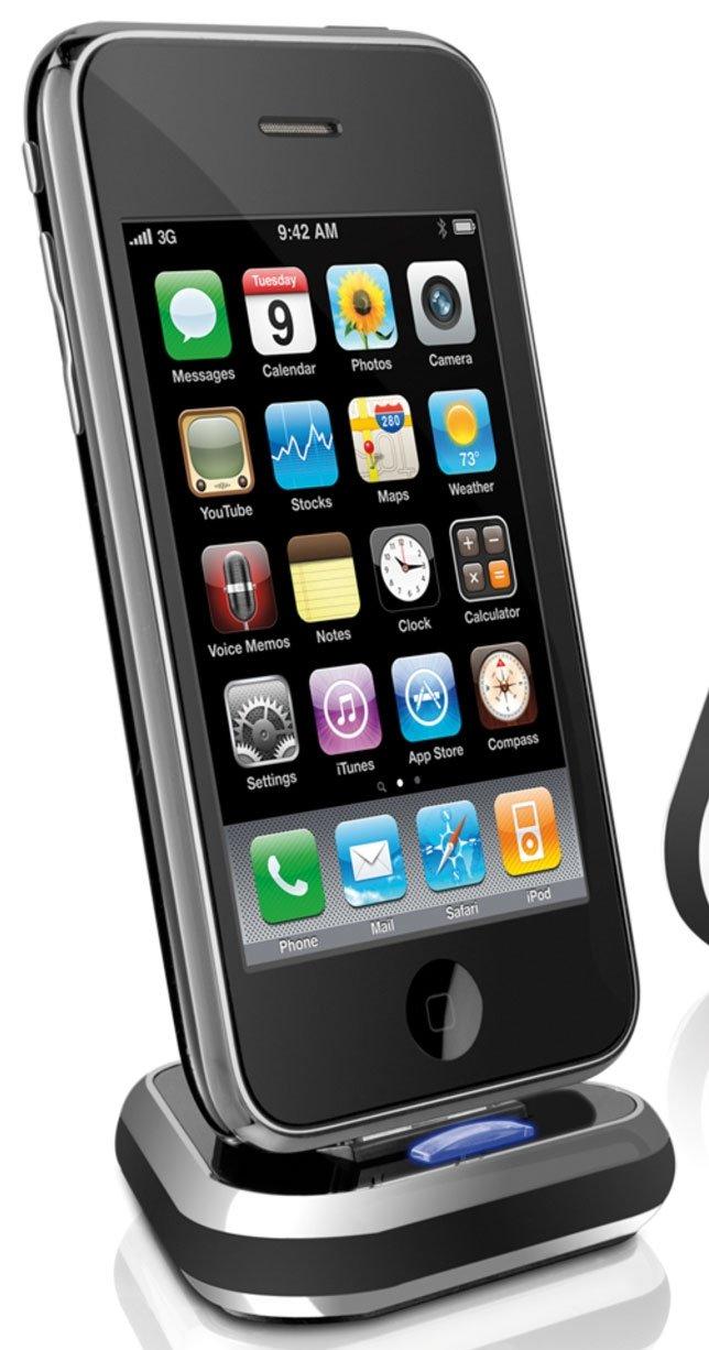 Base de carga para iPhone
