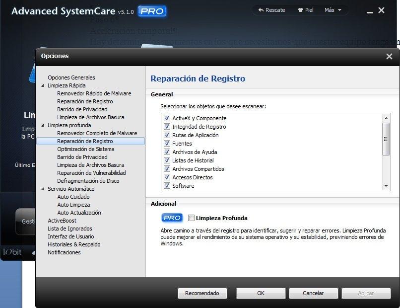IObit Advanced SystemCare PRO 7