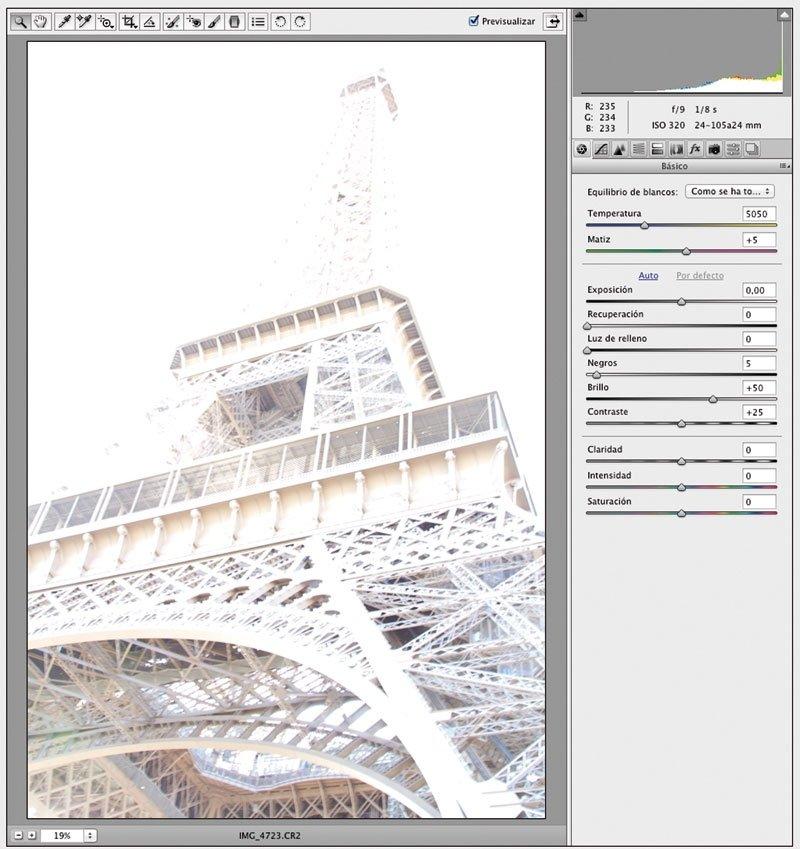 Comparativa edición fotográfica 3