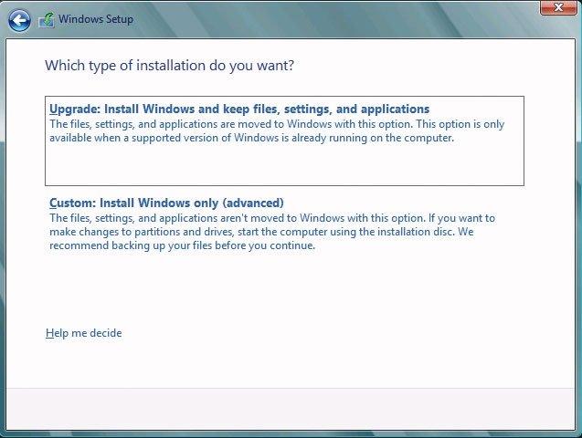 Implanta Windows 8 en una unidad virtual 3