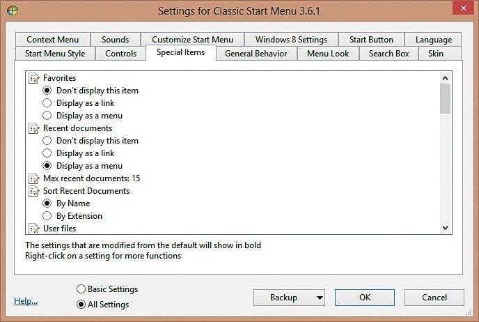 botón de Inicio a Windows 8 3