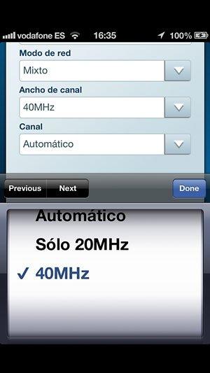 Cisco Linksys configuración
