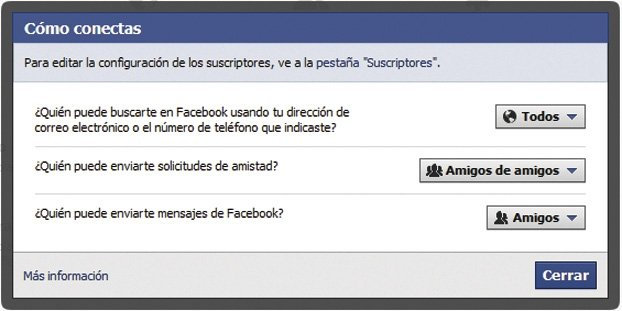 Facebook configurar perfil 4