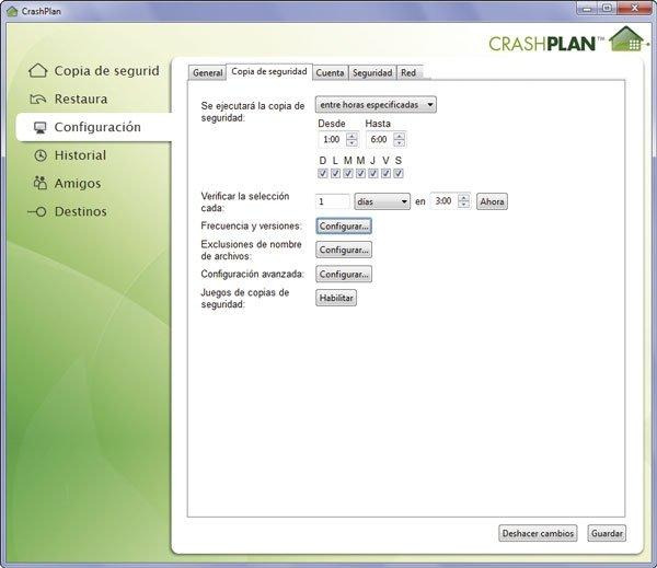 CrashPlan 3.4