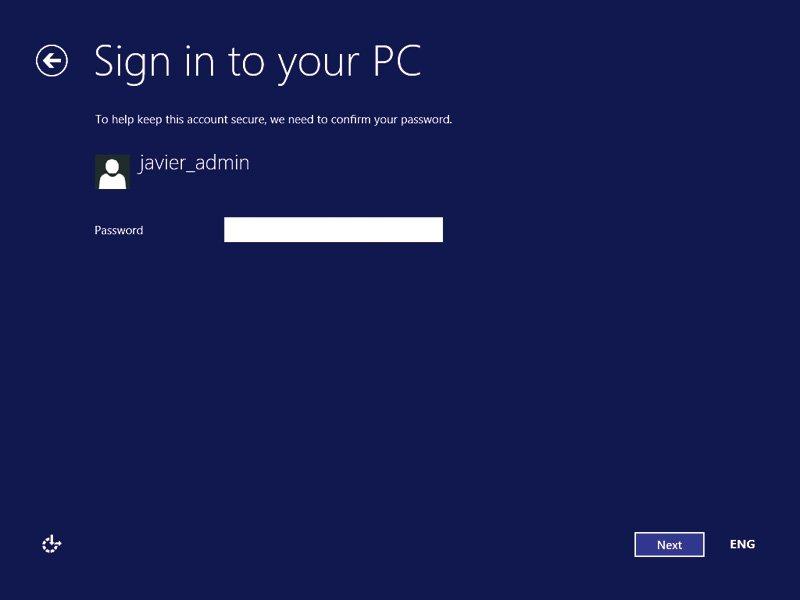 pasar de Windows 7 a Windows 8-7