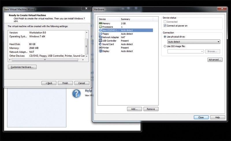 practico vmware cuatro 618x376 Compartir un Pc con 2 Usuarios VMware