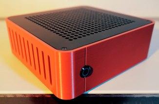 HTPC Desktop Intel i3-8100 Stampato in 3D 1
