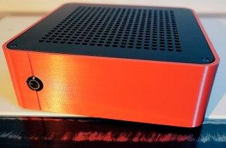 HTPC Desktop Intel i3-8100 Stampato in 3D