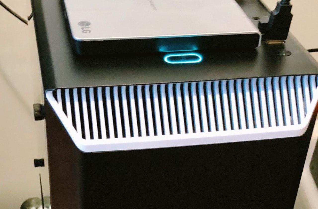 Workstation PROfessionale per Video Editing (Da Vinci / FCPX) e Sound Design 4