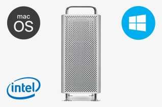 WORKSTATION PRO II – Intel X299 i9 18core – MacOS & Win10