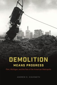Demolition Means Progress cover