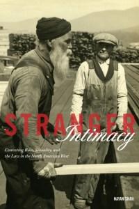 Stranger Intimacy cover
