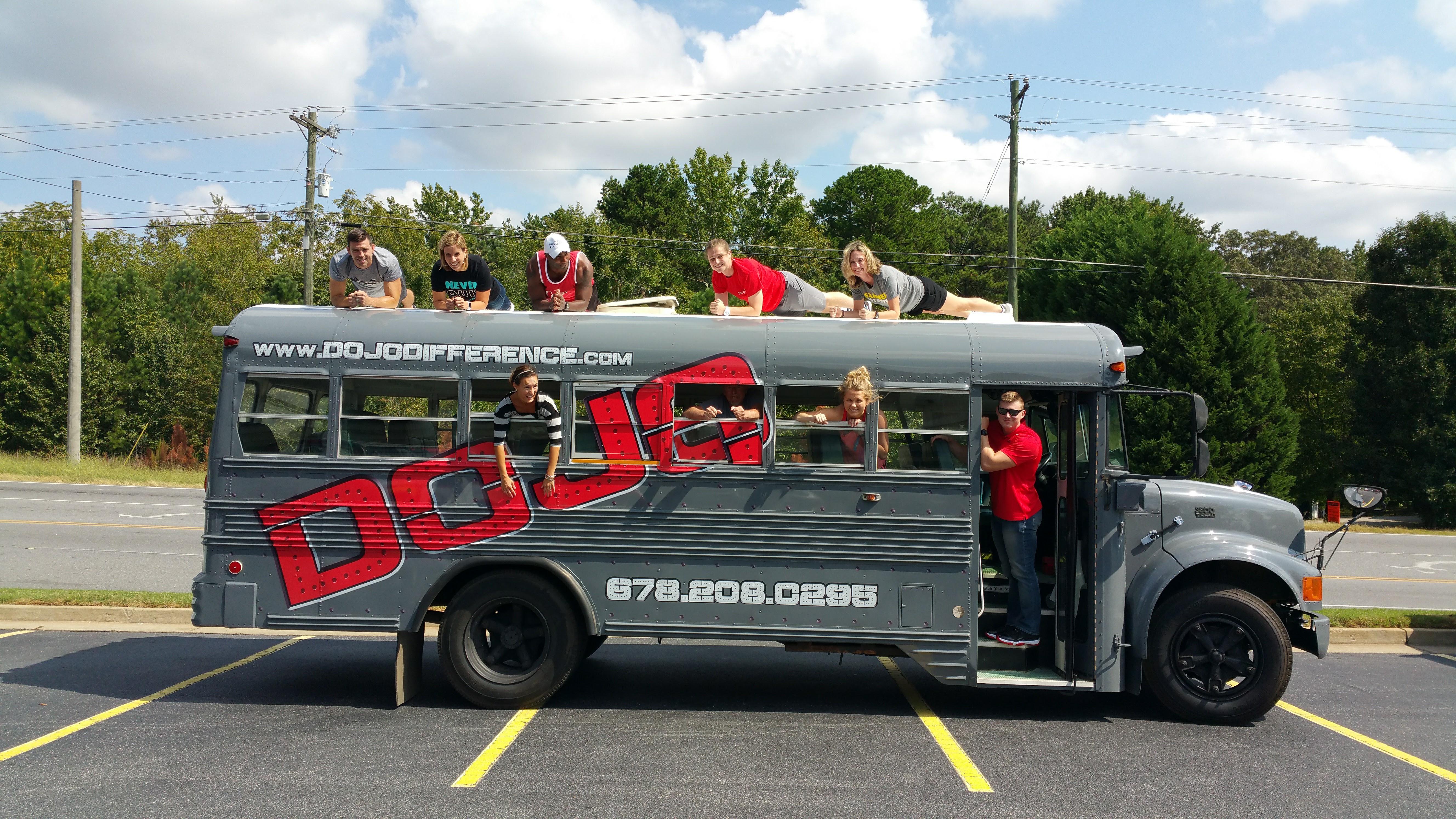 Dojo Bus