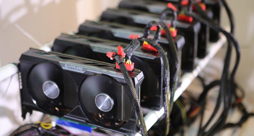 80 Prozent Umsatzeinbruch: Der GPU-Mining-Boom ist vorbei