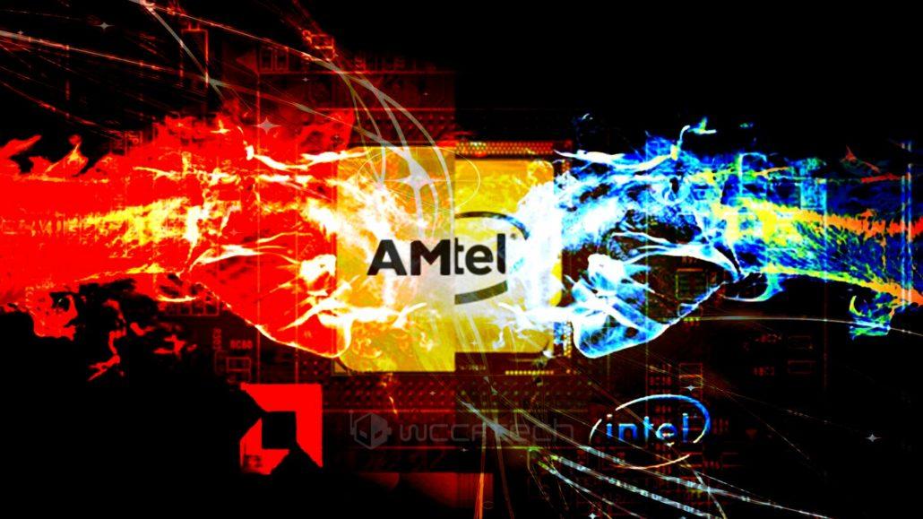 AMD vs Intel: Nur 44 Prozent sehen Coffee Lake noch vor Pinnacle Ridge