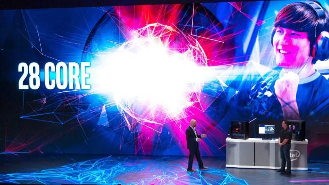 Intel Cascade Lake-X 28 Core X599