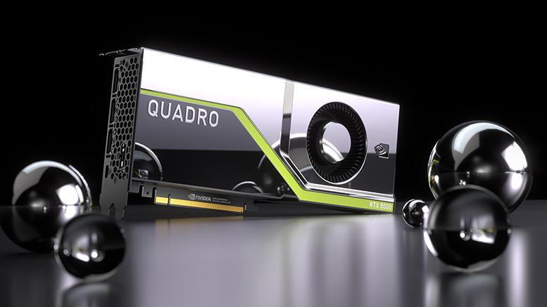 Nvidia Turing: Quadro RTX mit 16 TFLOPS und 48 Gigabyte GDDR6