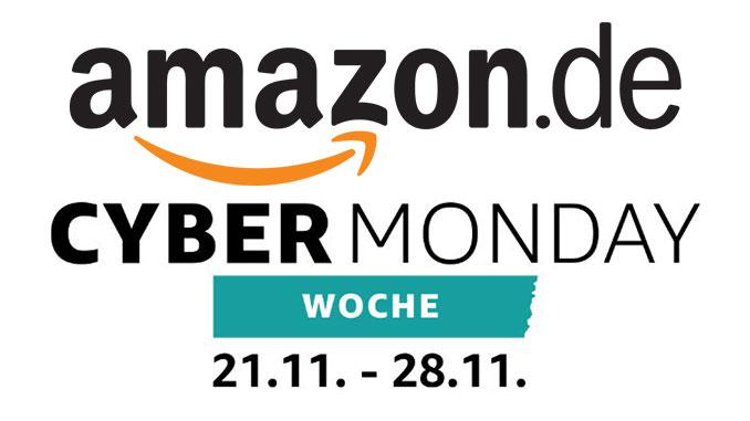 Amazon Cyber-Week: Alle Computer-Angebote von Tag 1