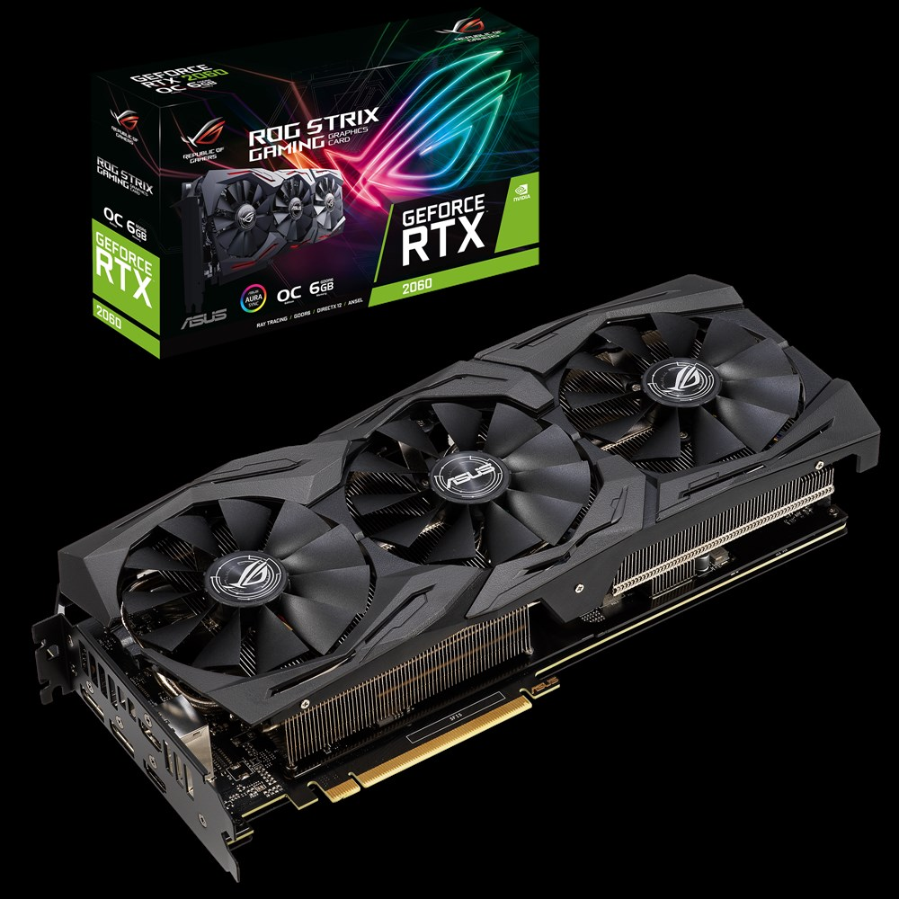 Asus ROG GeForce RTX 2060 Advanced